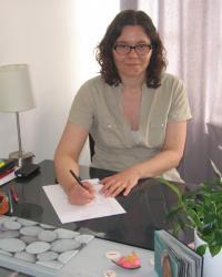 Sandrine AMBROISE: diététicienne